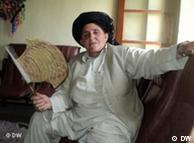 بیبیحکمینه، نماینده شورای محلی ولایت خوست در شرق افغانستان