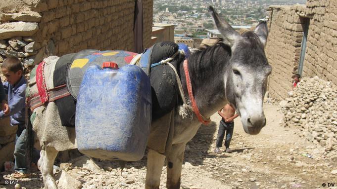 Flash-Galerie Wasserknappheit in Afghanistan (DW)