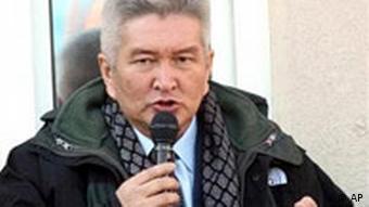 Феликс Кулов. Фото из архива