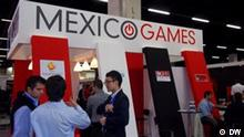 Gamescom Mexiko 2011