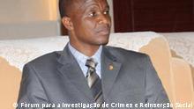 Mosambik Albino Forquilha