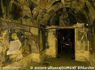 Фрески с неоценима стойност красят стените на храма