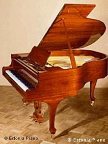 An Estonia piano
