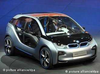 Bmw Opens Carbon Fiber Factory For Electric I3 Business Economy