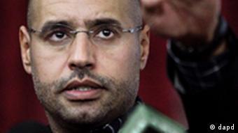 دستگیری سیفالاسلام قذافی توسط مخالفان