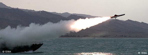NO FLASH Iran testet neue Raketen