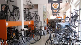 Alexander Kopplow's bike shop