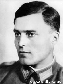 Граф Клаус Шенк фон Штауффенберг