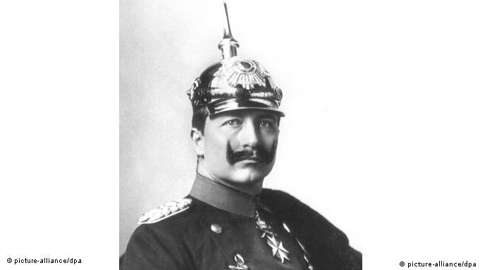 Kaiser Wilhelm II. (Foto: dpa)