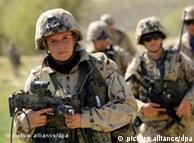 سربازان آلمانی در افغانستان