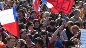 Proteste (Foto: FECH)