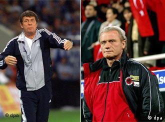 Немецкие футбольные тренеры в африке