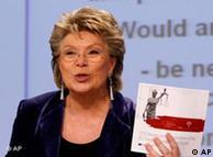 Viviane Reding - foto: DW