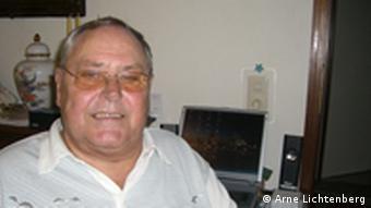 Klaus Schmolz (Foto: DW)