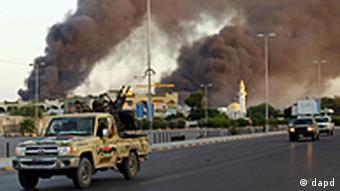 clashes in tripoli from last week