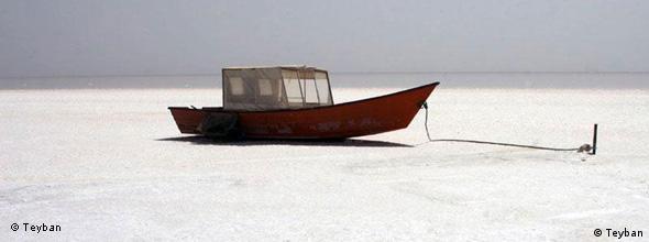 NO FLASH Salz See Orumieh