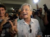 Fernando Gabeira: ex-exilado atua hoje na política
