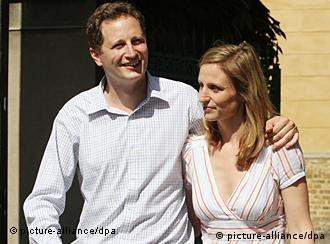 Georg Friedrich Prinz von Preußen and Princess Sophie
