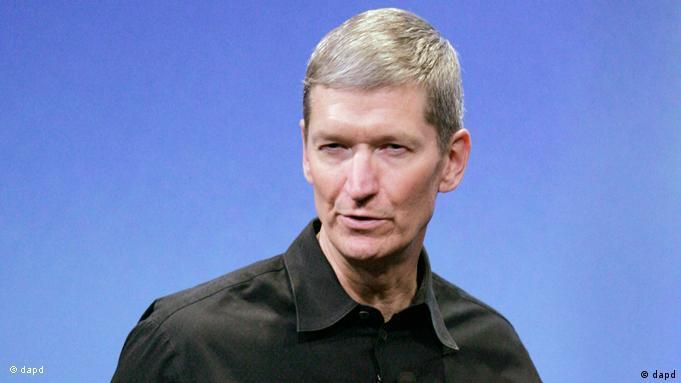 تیم کوک٬ مدیر عامل جدید اپل