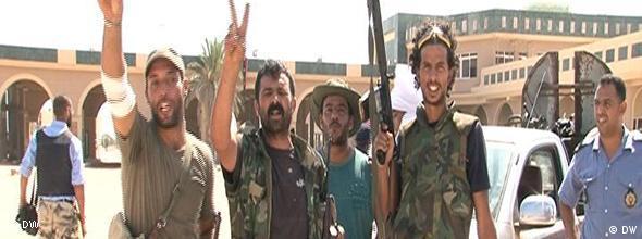 rebels in Ras Jdir