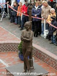 Spomenik Lali Andersen u Berlinu