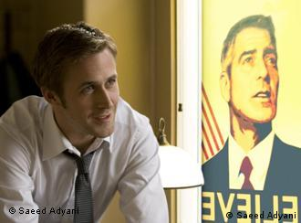 A scene from 'The Ides of March'