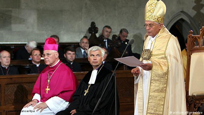 Papa Benedikt uskoro posjećuje svoju rodnu Njemačku.
