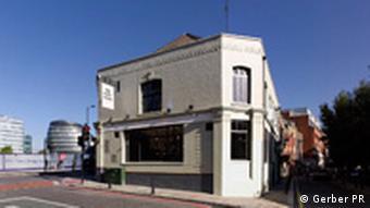 Draft House pub, London