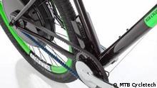 Elektrobike Fahrrad e-Jalopy