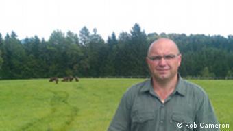 Forests and Farmland Department Head Jiri Janota