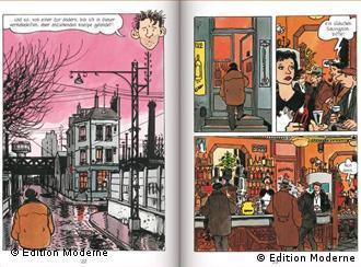 'Blei in den Knochen' von Jacques Tardi (Foto: Verlag Edition Moderne)