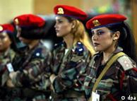 Gaddafi's Amazonian Guard