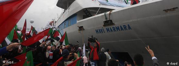 Mavi Marmara Gaza Flotte NO FLASH