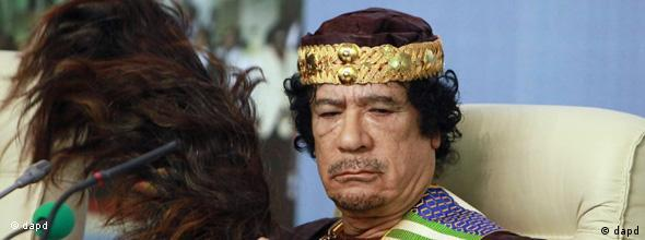 Muammar al-Gaddafi NO FLASH