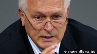Ex-Geheimdienstkoordinator Bernd Schmidbauer (picture-alliance/dpa)