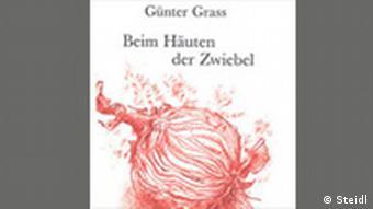 Buchcover Günter Grass Beim Häuten der Zwiebel