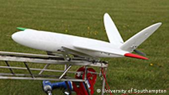 3D-printed model plane