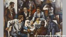 Maler DDR Willi Neubert Parteidiskussion