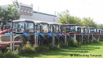 Тракторы Минского тракторного завода