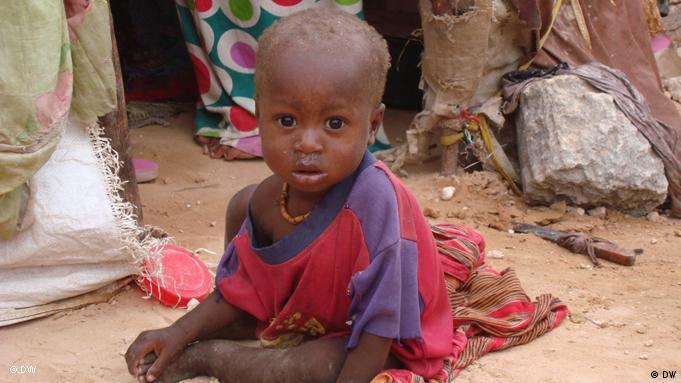 Izbjeglički logor u Mogadišu: Njima je svaki zalogaj pitanje života ili smrti