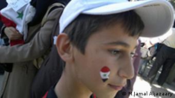 Syrier in Jordanien