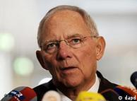 Wolfgang Schäuble, ministri i Financave të Gjermanisë