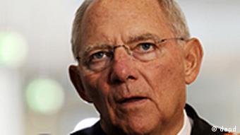 Deutschland Bundesfinanzminister Wolfgang Schäuble zu Urteil Bundesverfassungsgericht