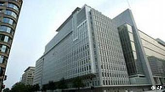 Die Weltbank in Washington, Quelle: AP