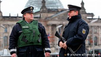Τα μέτρα προστασίας πολιτικών στη Γερμανία είναι ενισχυμένα