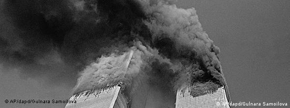 Superteaser NO FLASH USA Terror New York Anschläge World Trade Center 9/11 2001
