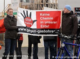 Prosvjedi protiv frackinga