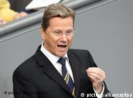 گیدو وستروله، وزیر خارجهی آلمان