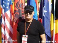 Gjergj Ruli, president i Federatës Shqiptare të Atletikës