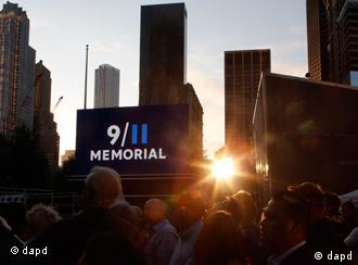 گراوند زیرو محل یادبود حمله تروریستی در ۱۱ سپتامبر